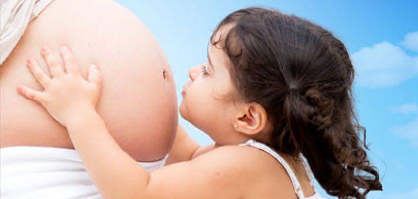 Floating während der Schwangerschaft