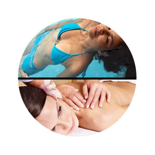 60 Min. Floaten & 30 Min. Massage für 114,- €